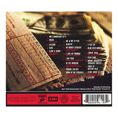 <!--120110329028097-->E-40 - 'Revenue Retrievin': Overtime Shift' [CD]