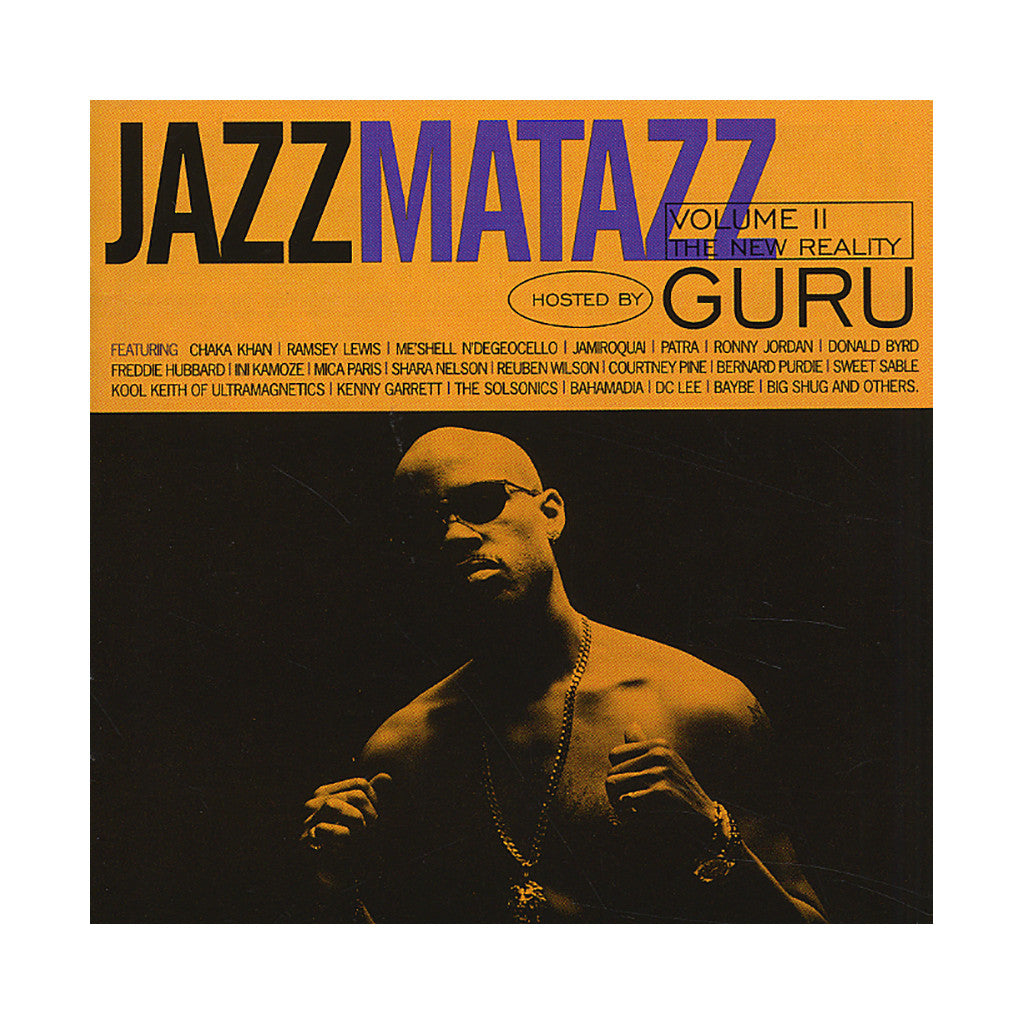 <!--2006113045-->Guru - 'Watch What You Say' [Streaming Audio]