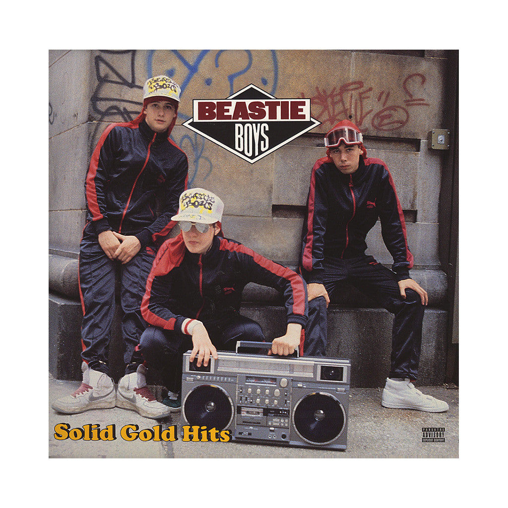 <!--120051115004580-->Beastie Boys - 'Solid Gold Hits' [CD]