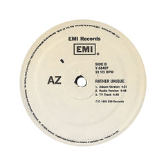"AZ - 'Sugar Hill/ Rather Unique' [(Black) 12"" Vinyl Single]"
