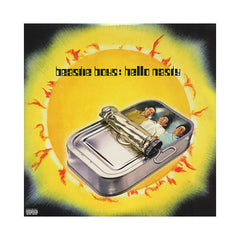 Beastie Boys - 'Hello Nasty: Remastered Edition' [(Black) Vinyl [2LP]]