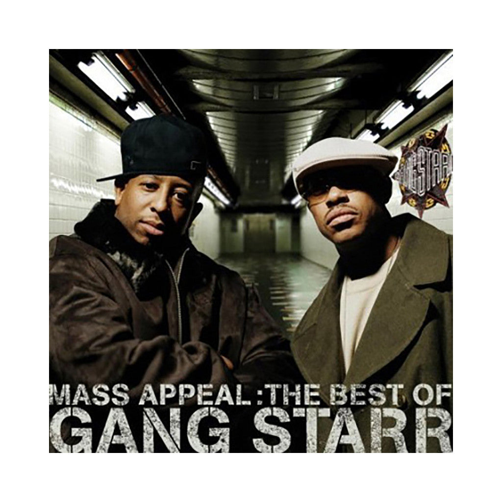 Gang Starr - 'Mass Appeal: Best Of Gang Starr' [CD]
