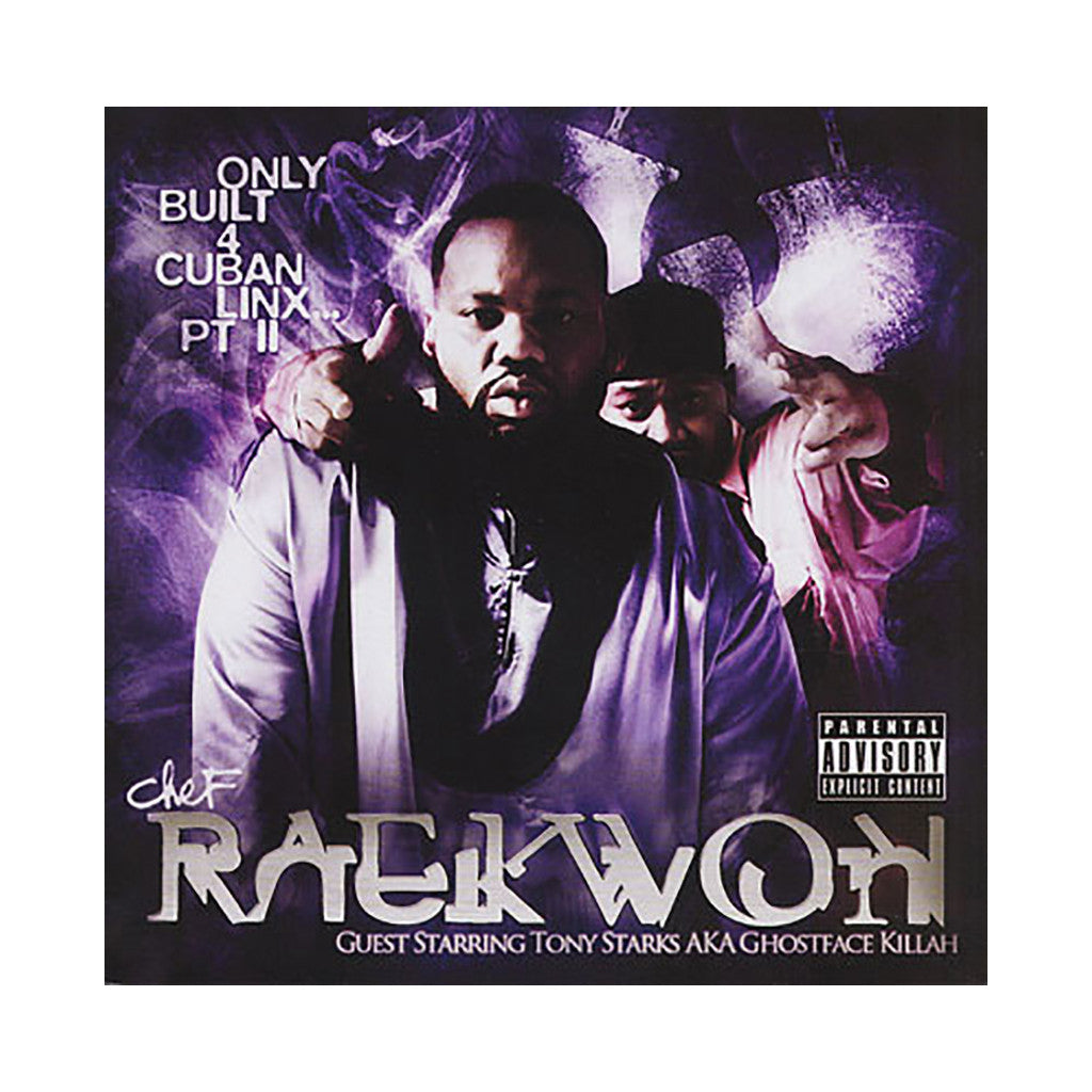 <!--020090908016891-->Raekwon - 'Only Built 4 Cuban Linx II' [CD]