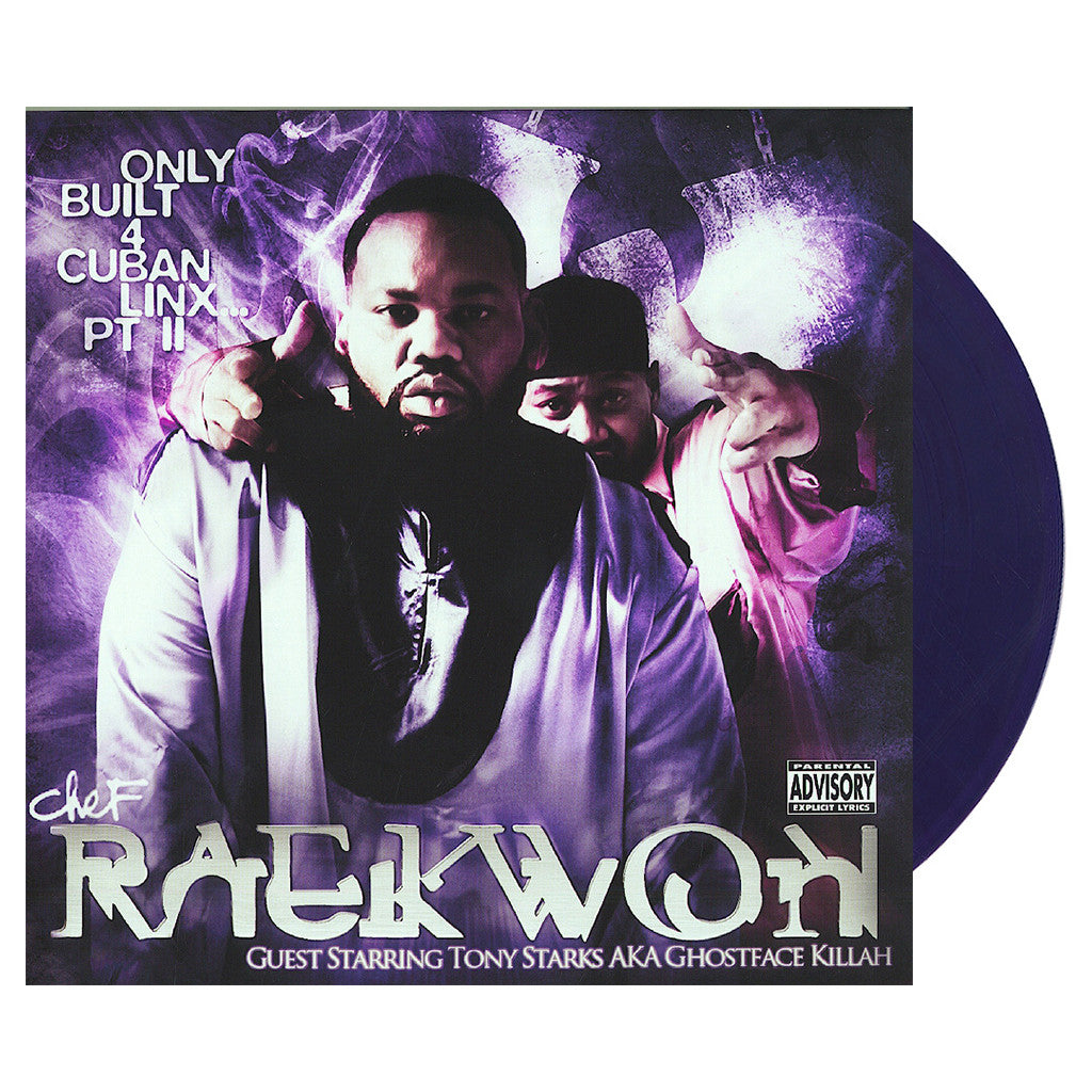 <!--2010012606-->Raekwon - 'Only Built 4 Cuban Linx II' [(Purple) Vinyl [2LP]]