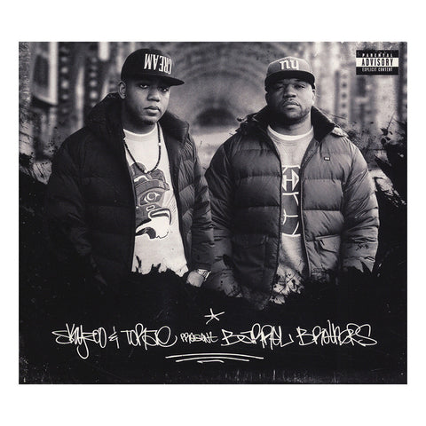 Skyzoo & Torae - 'Barrel Brothers' [CD]