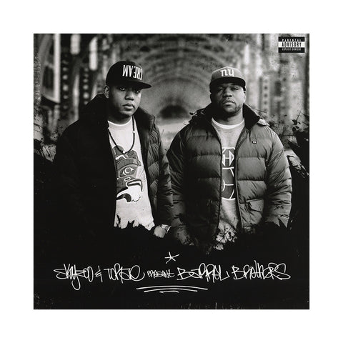 Skyzoo & Torae - 'Barrel Brothers' [(Black) Vinyl [2LP]]