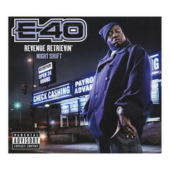 E-40 - 'Revenue Retrievin': Night Shift' [CD]