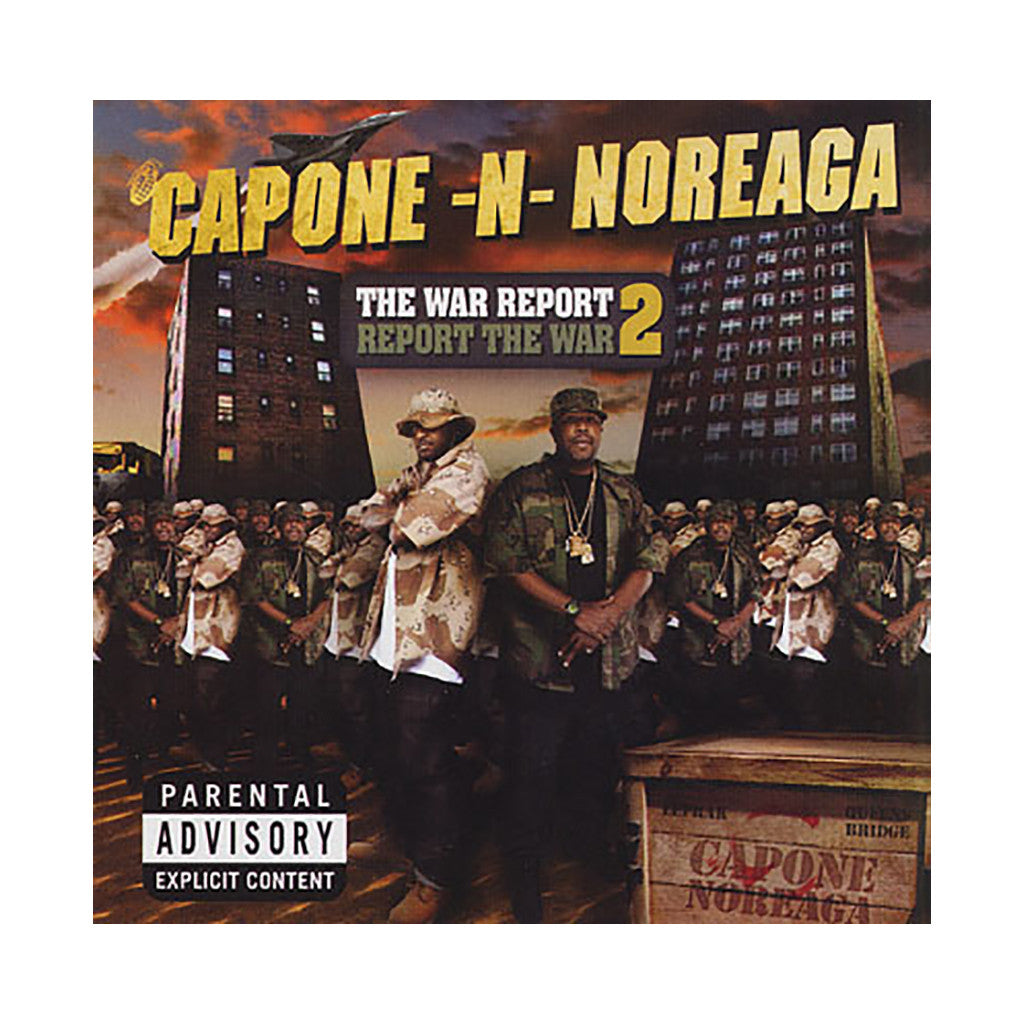 <!--2010071305-->Capone -N- Noreaga - 'The Oath' [Streaming Audio]