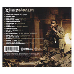 <!--120121009048798-->Xzibit - 'Napalm' [CD]