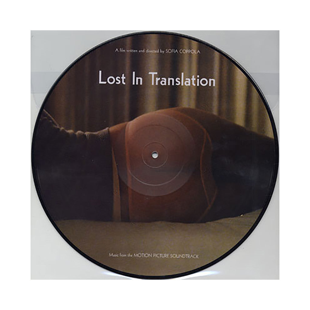 Various Artists - 'Lost In Translation (Original Soundtrack)' [(Picture Disc) Vinyl LP]