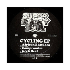 <!--120080610013997-->Super Smoky Soul - 'Cycling EP' [(Black) Vinyl EP]