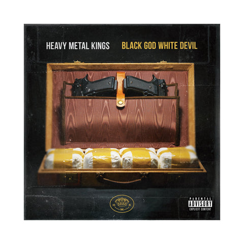 "[""Heavy Metal Kings - 'Black God White Devil' [CD]""]"