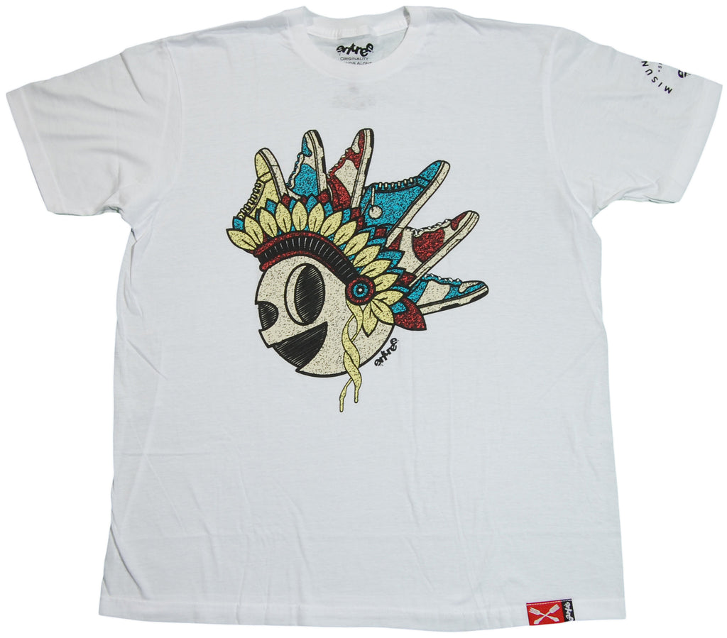 Entree - 'Sneaker Chief' [(White) T-Shirt]