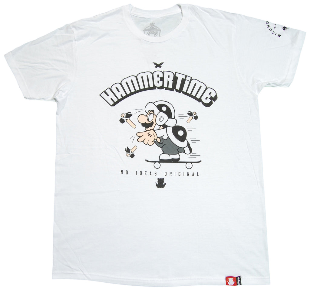 <!--2012090413-->Entree - 'Hammer Time' [(White) T-Shirt]