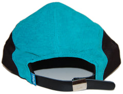 <!--2012090409-->Entree - 'Teal Suede' [(Light Green) Five Panel Camper Hat]