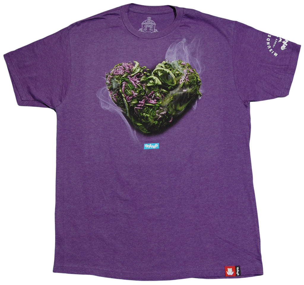 <!--2012103037-->Entree - 'Mary Heart' [(Light Purple) T-Shirt]