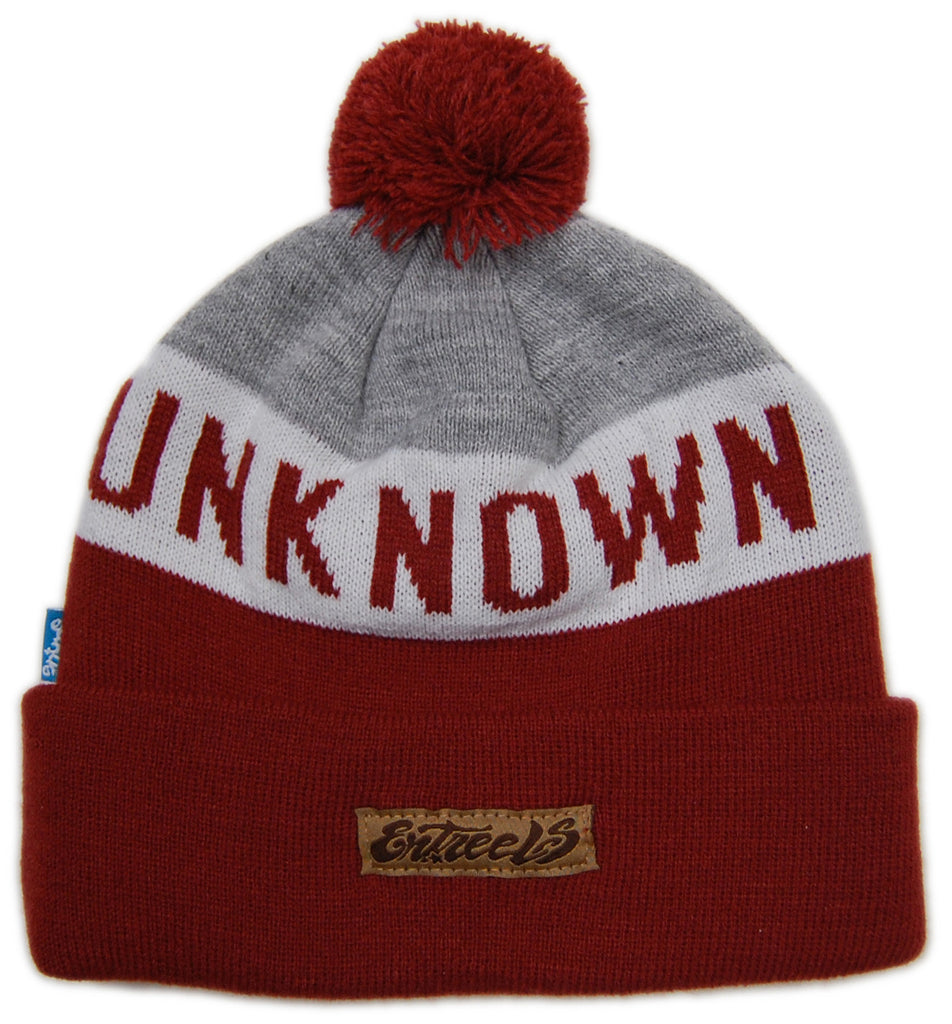 <!--020121204052407-->Entree - 'Unknown' [(Dark Red) Winter Beanie Hat]