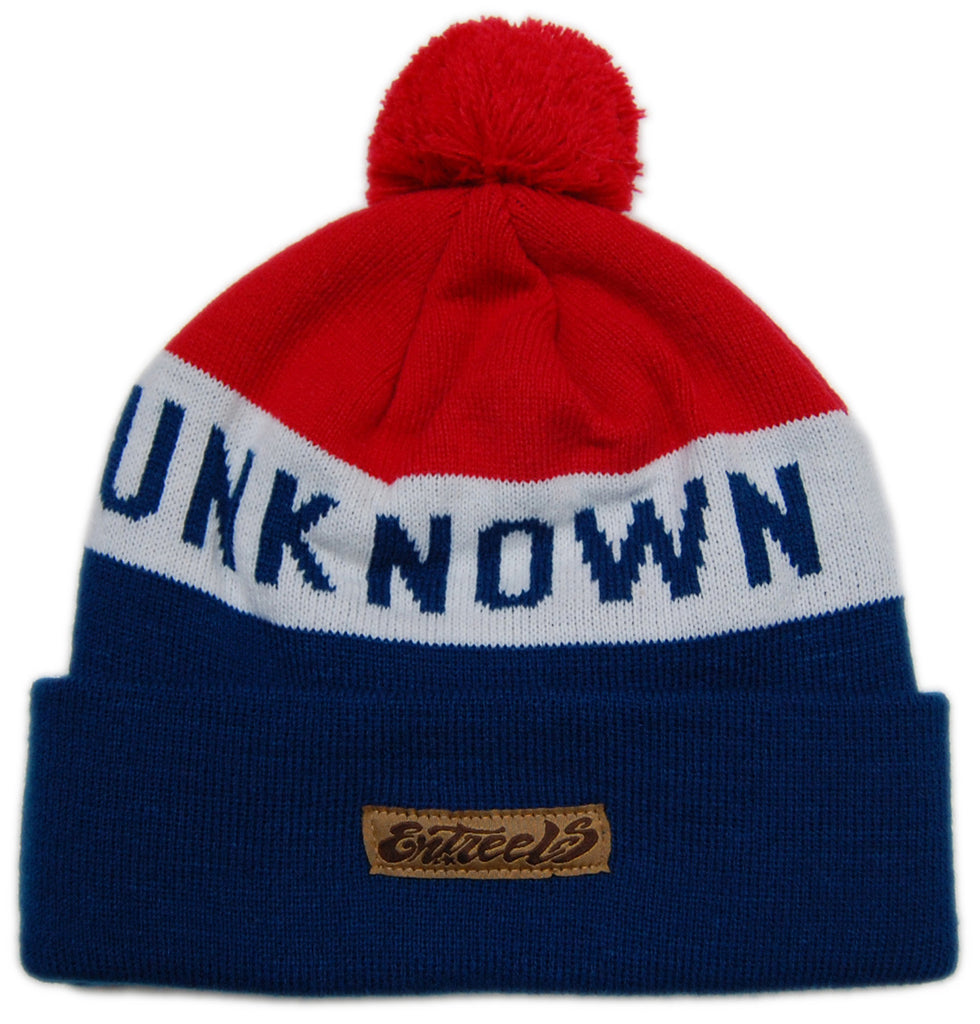 <!--020121204052408-->Entree - 'Unknown' [(Blue) Winter Beanie Hat]