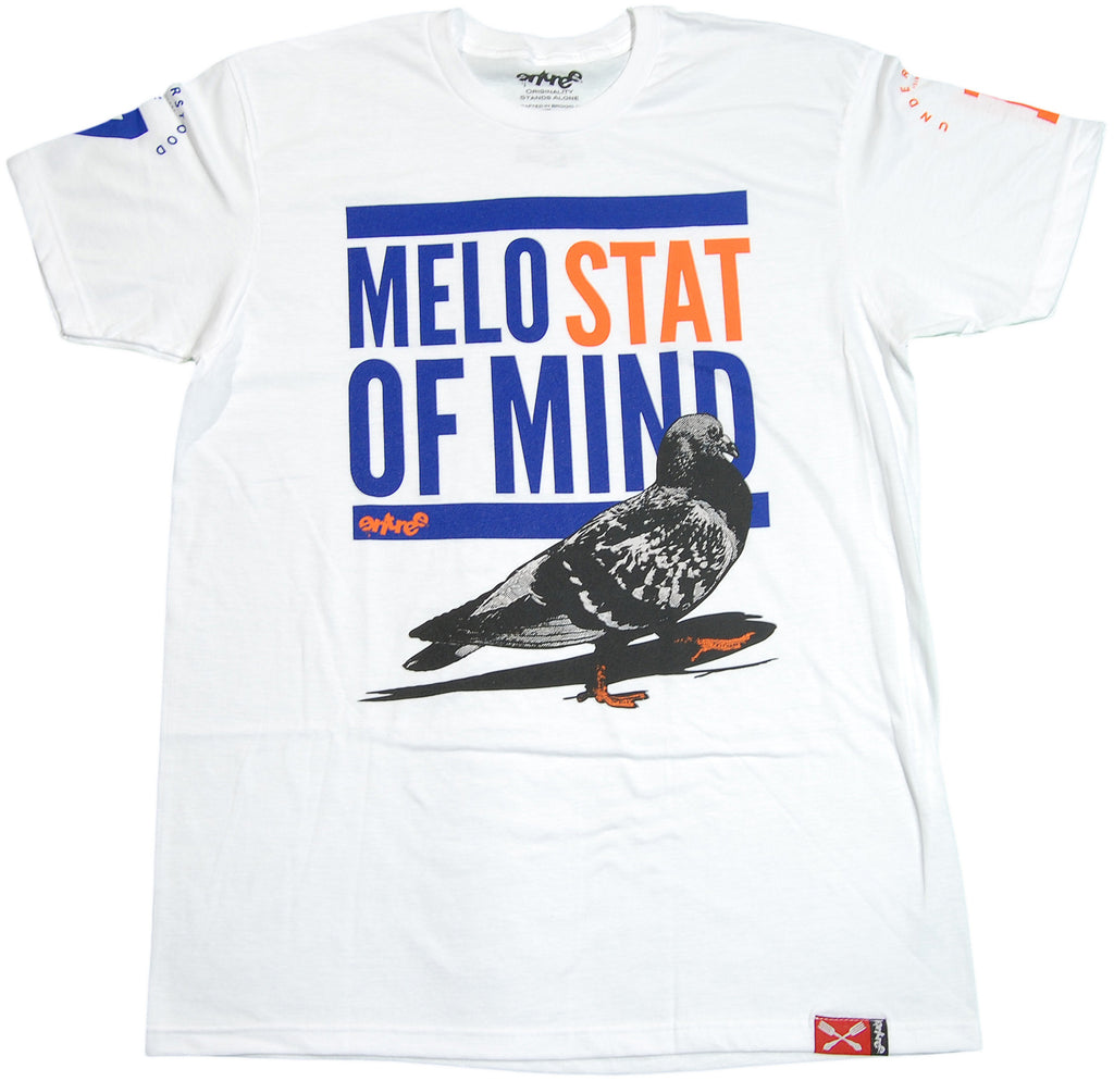 <!--2011052427-->Entree - 'Melo Stat Of Mind' [(White) T-Shirt]