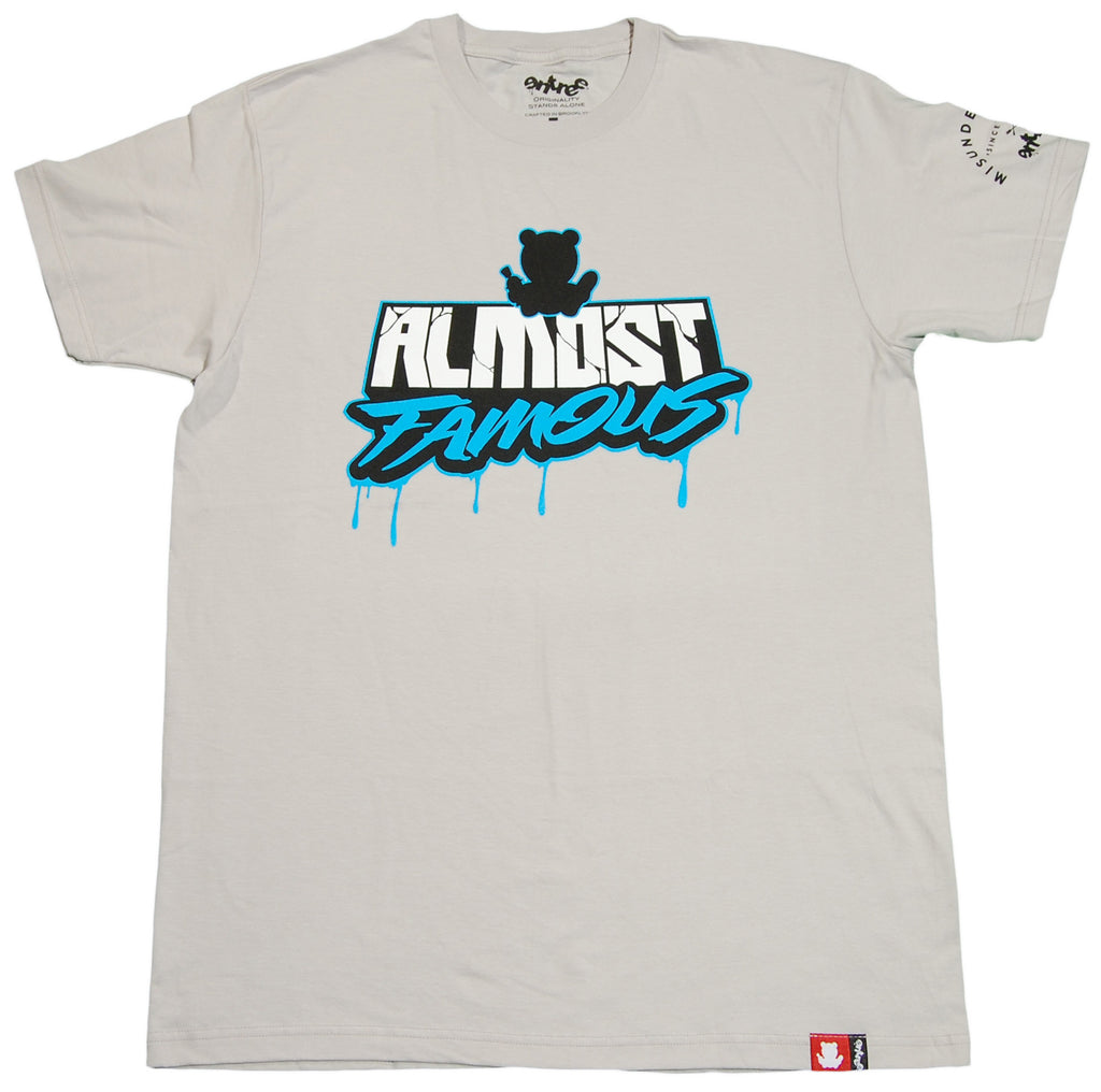 <!--2012032035-->Entree - 'Almost Famous' [(Light Gray) T-Shirt]