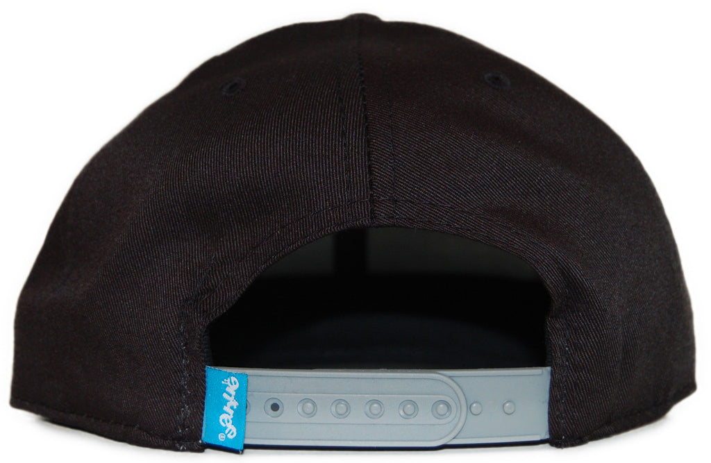 <!--020120320043200-->Entree - 'Monster - Raiders' [(Black) Snap Back Hat]