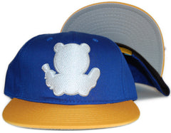 <!--020120207041235-->Entree - 'Silhouette' [(Blue) Snap Back Hat]