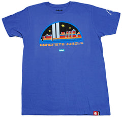 <!--2012052241-->Entree - 'Concrete Jungle' [(Blue) T-Shirt]