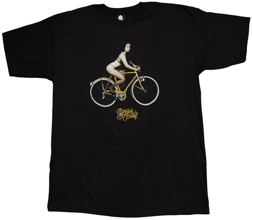 <!--2013032643-->Estevan Oriol - 'Rider' [(Black) T-Shirt]