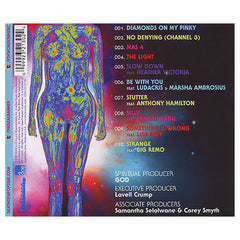 David Banner & 9th Wonder - 'Death Of A Pop Star' [CD]