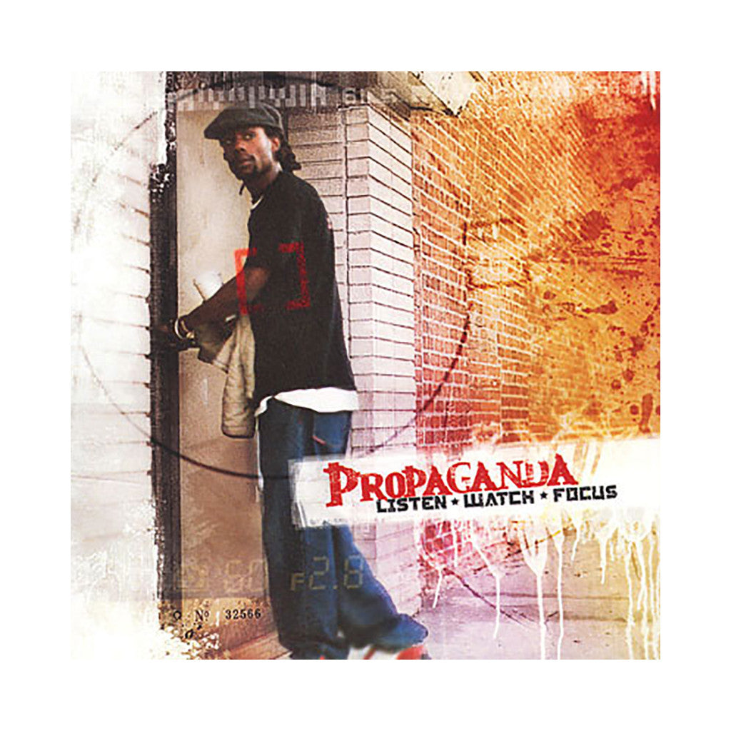 Propaganda - 'Listen Watch Focus' [CD]