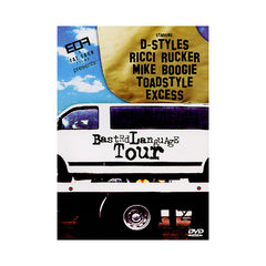 <!--020050101007133-->D-Styles (of Beat Junkies), Mike Boo, Toadstyle, Excess & Ricci Rucker - 'Bastard Language Tour' [DVD]