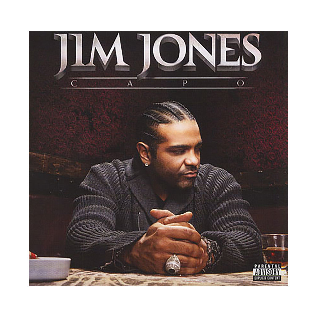 Jim Jones - 'Capo' [CD]