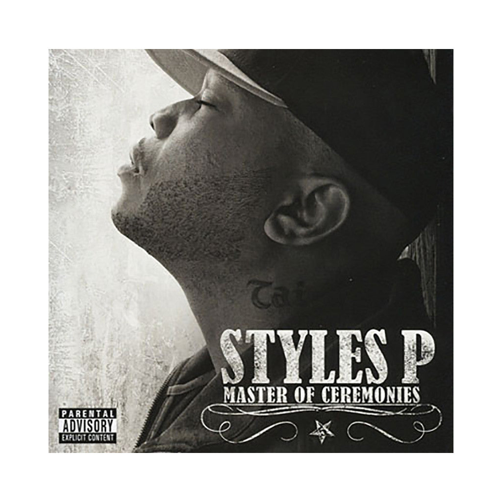 <!--2011100411-->Styles P - 'Master Of Ceremonies' [CD]