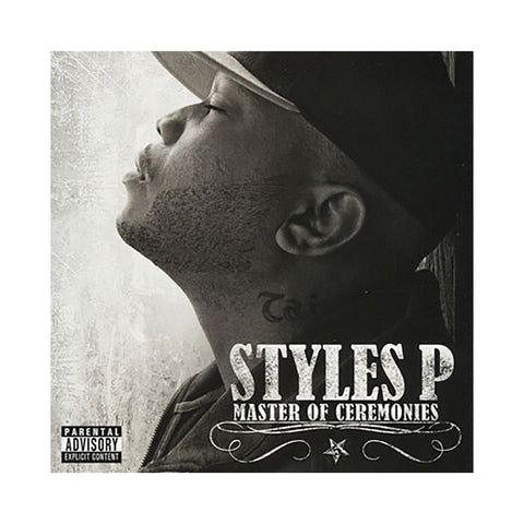 Styles P - 'Master Of Ceremonies' [CD]