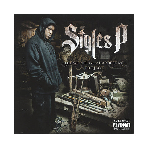 Styles P - 'The World's Most Hardest MC Project' [CD]