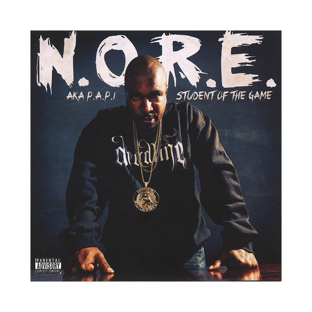 <!--020130409054253-->N.O.R.E. - 'Student Of The Game' [CD]