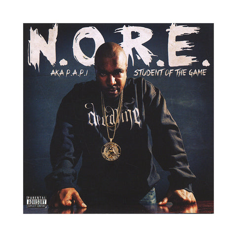 N.O.R.E. - 'Student Of The Game' [CD]