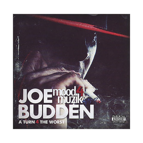 Joe Budden - 'Mood Muzik Vol. 4: A Turn 4 The Worst' [CD]
