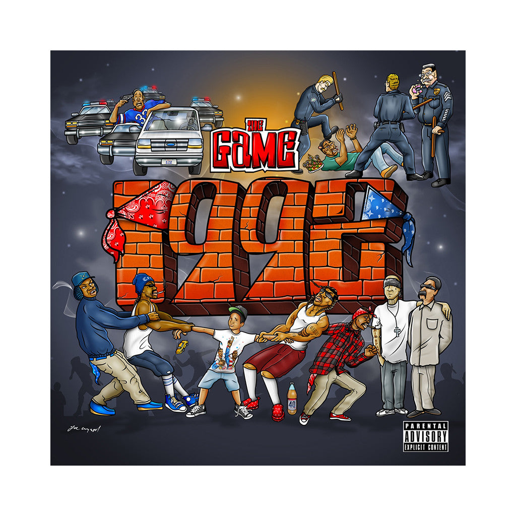 The Game - '1992' [CD]