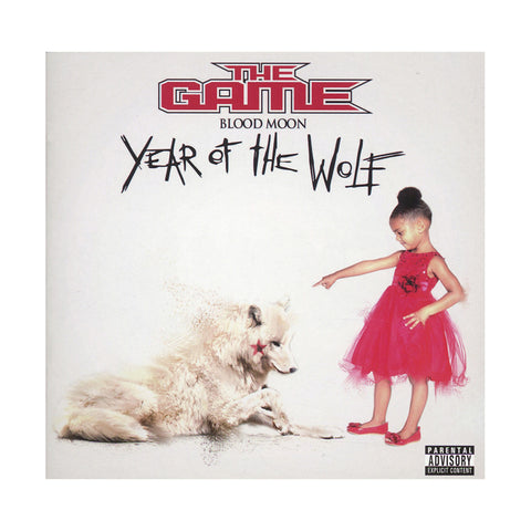 The Game - 'Blood Moon: The Year Of The Wolf' [CD]