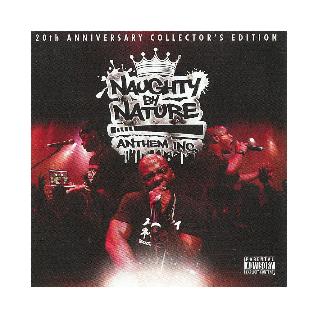 <!--020111213036110-->Naughty By Nature - 'Anthem Inc.' [CD]