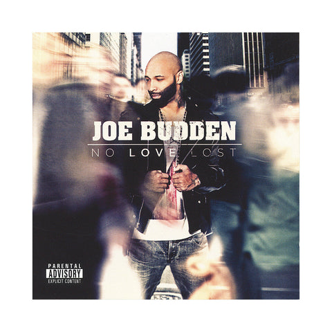 Joe Budden - 'No Love Lost' [CD]