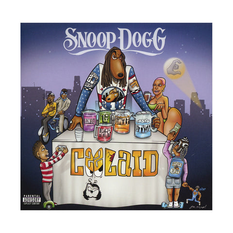 "[""Snoop Dogg - 'Coolaid' [CD]""]"