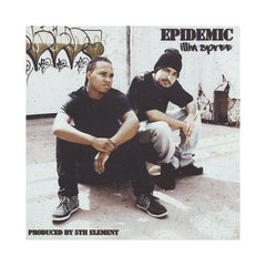 <!--020110927036253-->Epidemic - 'Illin Spree' [CD]