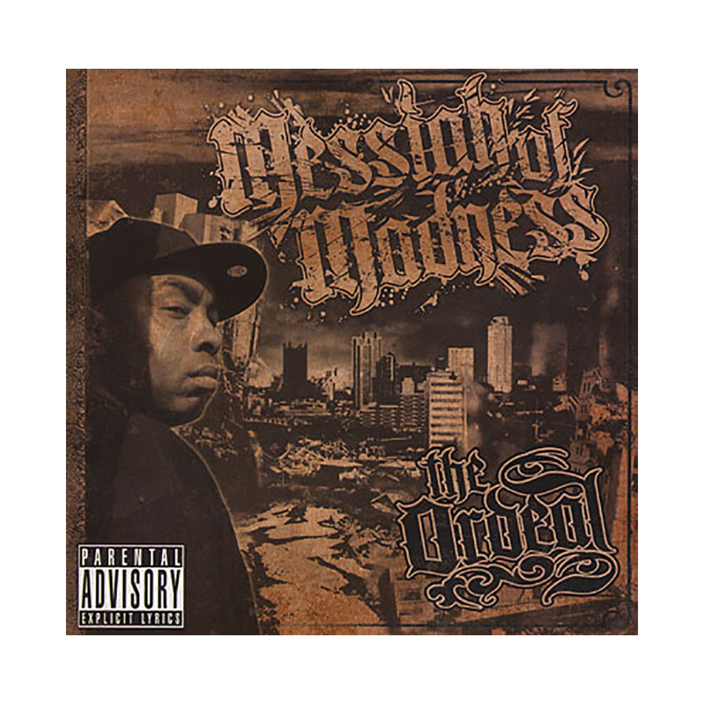 <!--020120214041038-->Messiah Of Madness - 'The Ordeal' [CD]