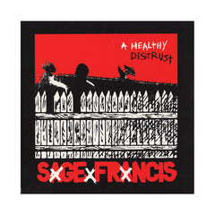 <!--120050308011635-->Sage Francis - 'A Healthy Distrust' [(Black) Vinyl [2LP]]
