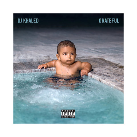 "[""DJ Khaled - 'Grateful' [(Gold) Vinyl [2LP]]""]"