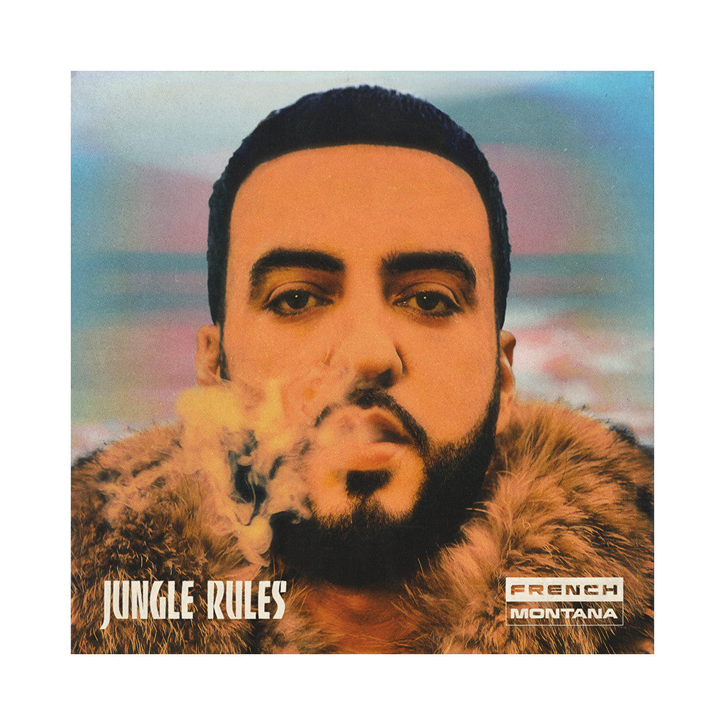 French Montana - 'Jungle Rules' [CD]