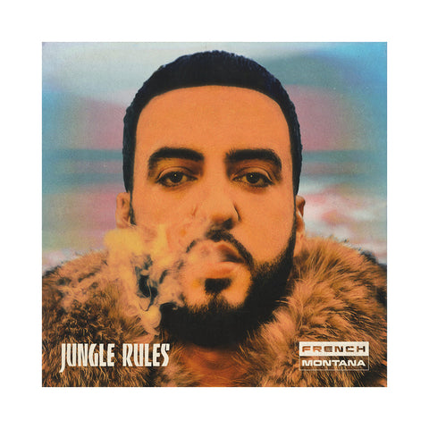"[""French Montana - 'Jungle Rules' [CD]""]"