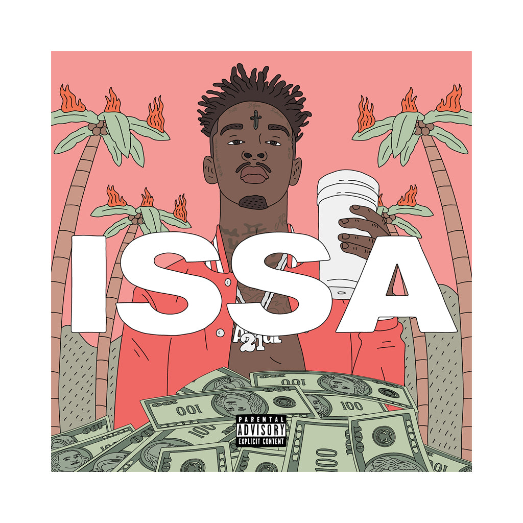 21 Savage - 'Issa Album' [(Black) Vinyl [2LP]]